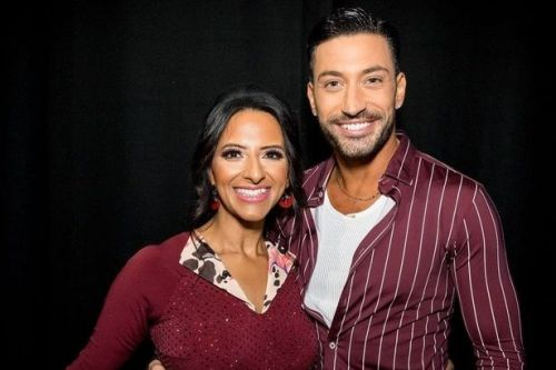 Giovanni Pernice whispers sweet comment to Ranvir Singh during romantic dance