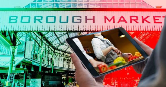 Borough Market is hosting virtual food masterclasses from top chefs this weekend