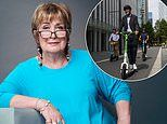 JENNI MURRAY: I was run over by an e-scooter. they must be controlled