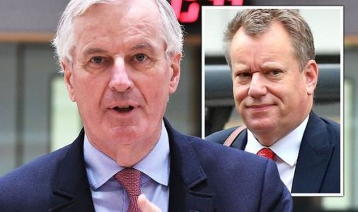 Here we go! Brexit deal ready in WEEKS vows Frost as pressure heaped on Barnier
