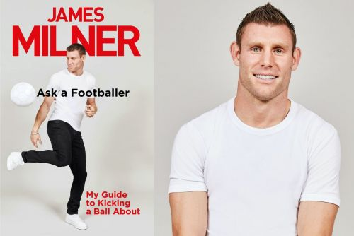 Win a signed copy of James Milner's new book: 'Ask A Footballer'