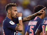 PSG 3-0 Caen: Neymar and Weah strike as new boss Tuchel enjoys winning start in Ligue 1