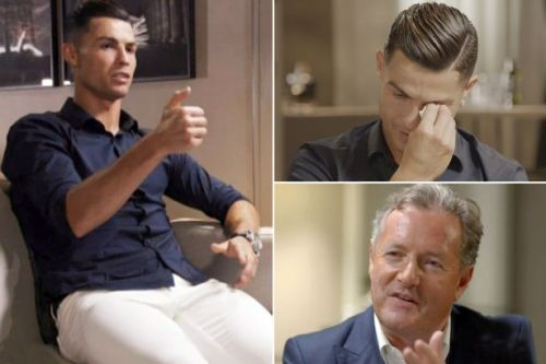 Cristiano Ronaldo interview LIVE: Piers Morgan quizzes football icon in emotional TV chat