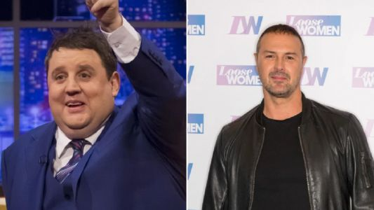 Paddy McGuinness shares throwback with Peter Kay to demand justice for the arts