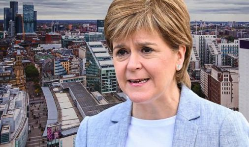 Nicola Sturgeon's travel ban left in tatters as police admit it's 'impossible' to enforce
