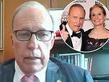 Larry Kudlow says his WIFE is getting a small-business bailout