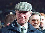 BREAKING NEWS: England World Cup winner and former Ireland manager Jack Charlton dies aged 85