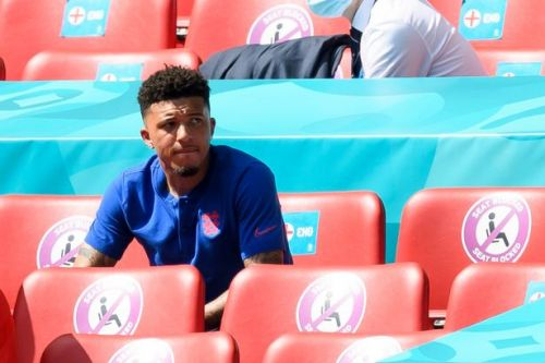 Gareth Southgate explains why Jadon Sancho has not featured yet for England
