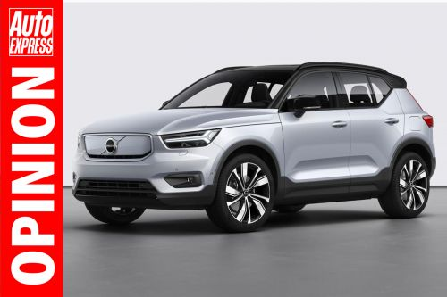 'Volvo want to lead the way in sustainability, as well as safety'