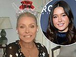 Kelly Ripa says her daughter Lola 'heckled' her as she tried to film a TikTok dance routine