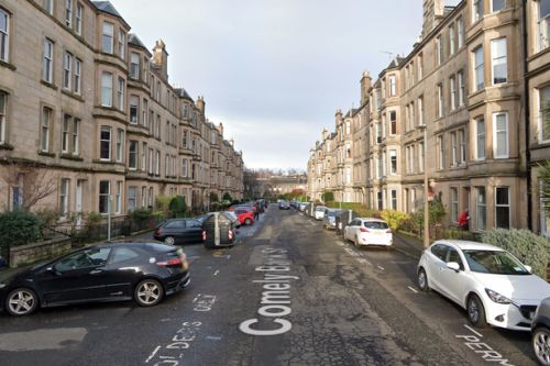 Residents evacuated as bomb squad descends on Edinburgh street after 'possible ordnance' found