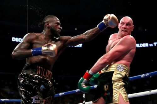 Tyson Fury will retire from boxing if he loses to Deontay Wilder