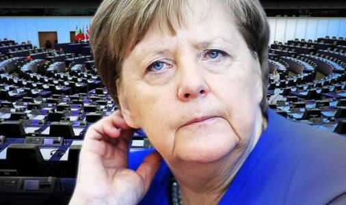 Brussels splintering: Germany lashes out at EU Parliament in huge budget row