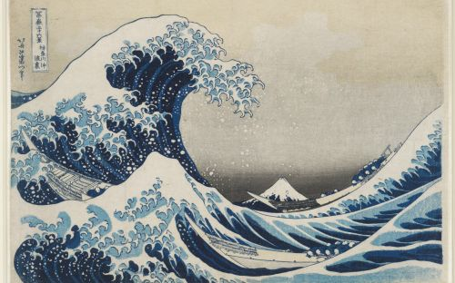'Great Wave' depicted in Hokusai's masterpiece recreated by scientists