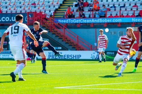Hamilton 0 Ross County 1: Billy McKay strike downs Accies after keeper error