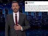 Caitlyn Jenner accuses Jimmy Kimmel of transphobia for calling her 'Trump in a wig'