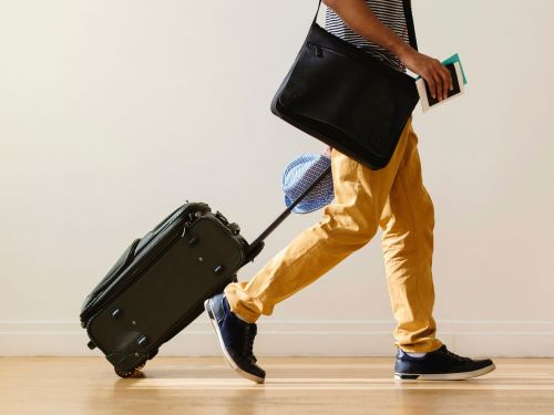 16 luggage and travel deals not to miss during Amazon's big style sale - including savings on top brands like Samsonite, Victorinox, and Frye