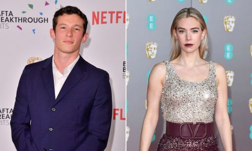 The Crown's Vanessa Kirby 'splits from Callum Turner after four years of dating'