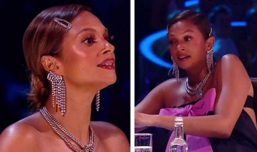 Britain's Got Talent 2019: Alesha Dixon distracts viewers minutes into show - here's why