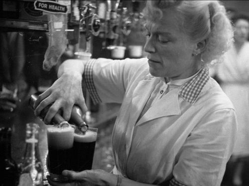 17 pictures that show how being a bartender has changed in America - and the uncertain future they face