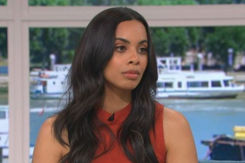 Rochelle Humes sparks joy in another stunning outfit as fans praise presenter