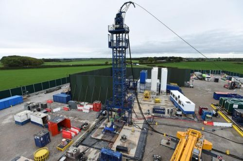 UK's only active fracking site hit by THIRD and strongest earthquake in four days