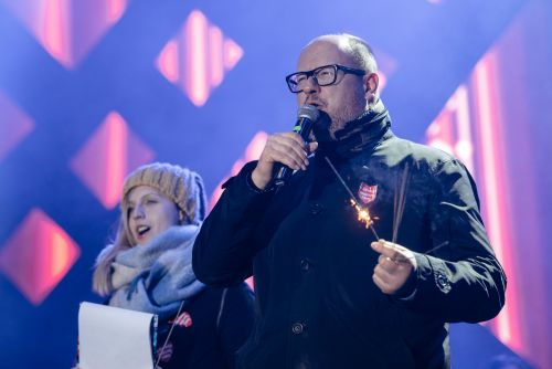 Polish mayor has died after being stabbed on stage at charity event