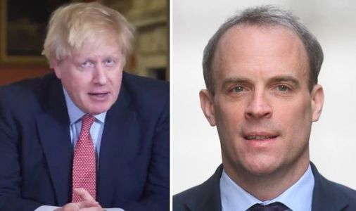 Boris Johnson: Are Boris Johnson and Dominic Raab friends?