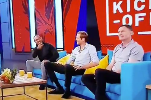 Paul Ince's X-rated Chris Sutton gesture forces BT Sport to issue on-air apology