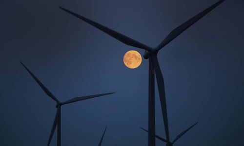 Wind power overtakes nuclear for first time in UK across a quarter