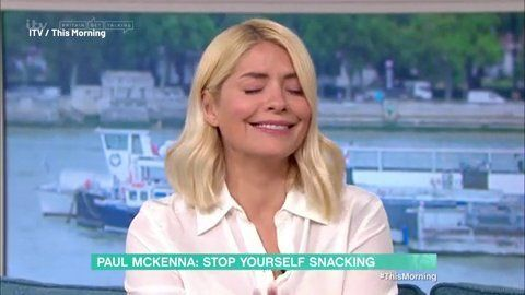 Holly Willoughby suffers 'worst hangover' and jokes she 'hasn't stopped drinking' in lockdown