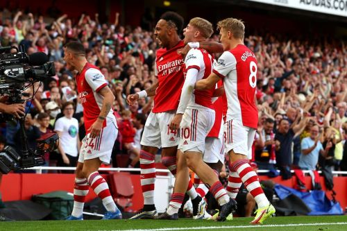 Arsenal embarrass Tottenham with dominant north London derby win