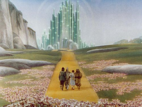 Edinburgh-born artist who created the Emerald City for 'The Wizard of Oz' to be honoured at last