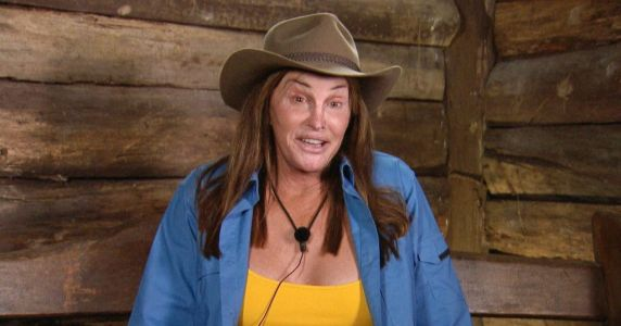 Has Caitlyn Jenner been in I'm A Celebrity before?