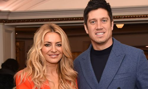 Vernon Kay makes sweet revelation about his marriage to Tess Daly during lockdown