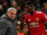 Paul Pogba tells Jose Mourinho he wants to quit Manchester United