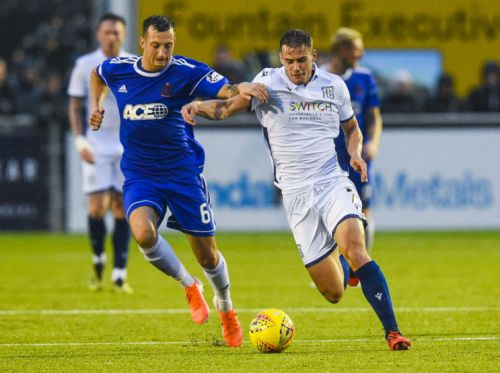 Football put on the backburner for Connor Scully as Cove Rangers midfielder does his part to help key workers