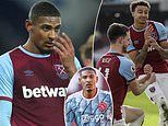 West Ham flop Sebastien Haller on how the £45m price tag weighed down on his shoulders