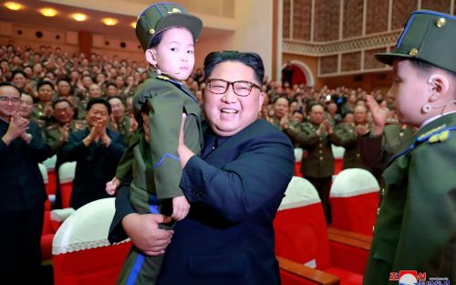 New book reveals dysfunctional early childhood of North Korea's tyrannical leader