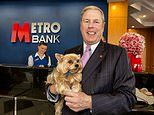 Troubled High Street lender Metro Bank planning to sell £500m of debt to a major US hedge fund