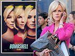 Nicole Kidman, Margot Robbie and Charlize Theron transform in new promo shots for Bombshell