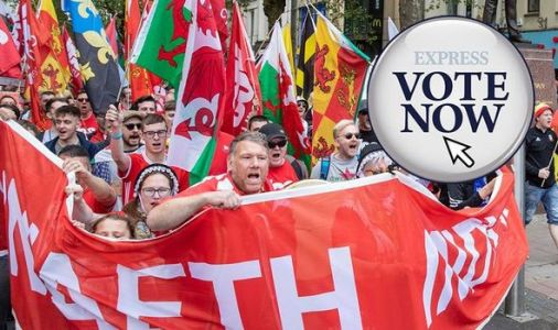 Welsh independence POLL: Are you worried about UK breakup as support in Wales surges?