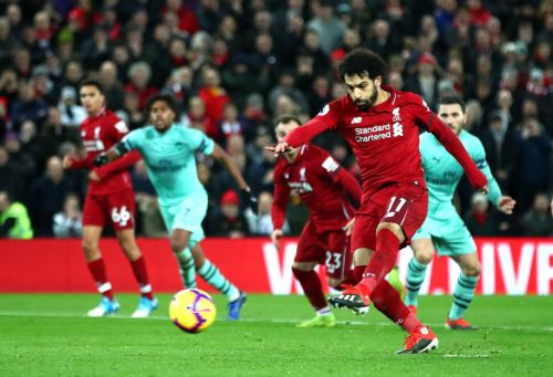 Salah to review Liverpool future next summer after rejecting £150m exit- Mirror