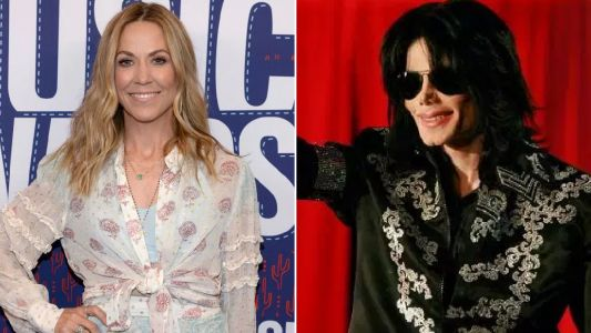 Sheryl Crow saw 'strange things' touring with Michael Jackson as she reflects on close friendship