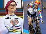 Canadian transgender cyclist defends her Masters title for second year