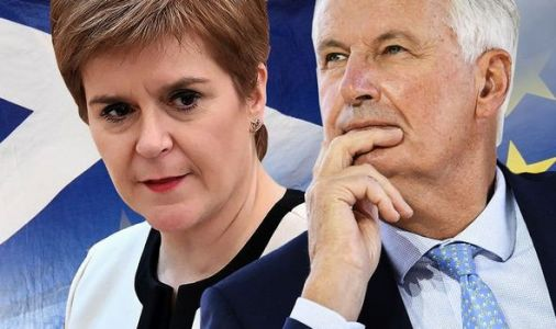 Sturgeon left red faced as EU figures dismiss dream of joining bloc 'difficult hurdles'