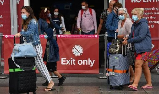 Quarantine: Fly at your own risk, travellers are told as fury grows at Spain crackdown