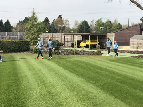 The Chelsea players missing training ahead of Europa League clash