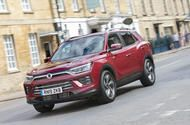 Ssangyong Korando 1.6 Ultimate 2019 UK review