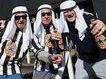 MPs blast Newcastle United fans for wearing tea towels after Saudi takeover
